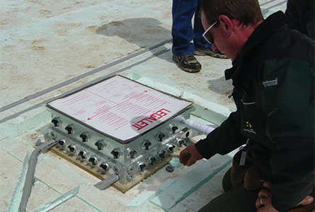 Legalett Downloads and Technical Resources for Air-Heated Radiant Floor Systems and Frost Protected Shallow Foundations